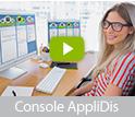 Console applidis