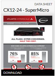 Datasheet cx12 24 supermicro