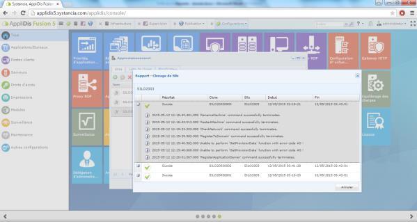 AppliDis Provision Server