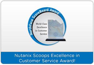 Ntnx support award sm