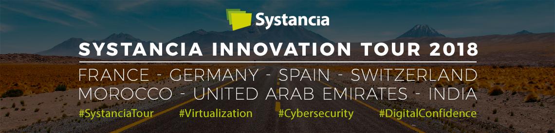 Systancia innovationtour2018