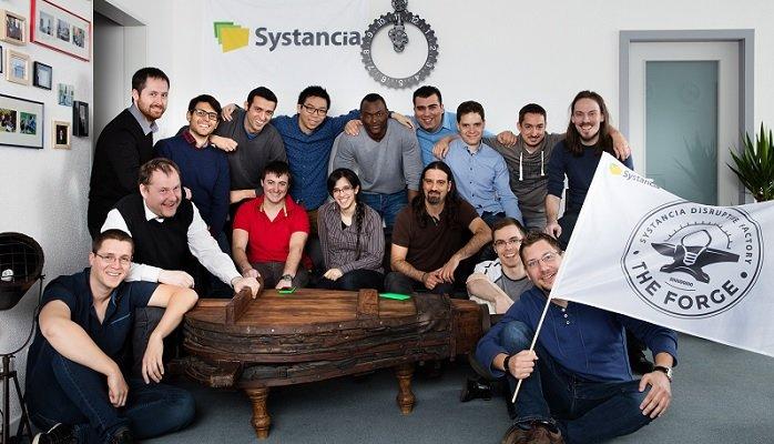 Systanciatheforge