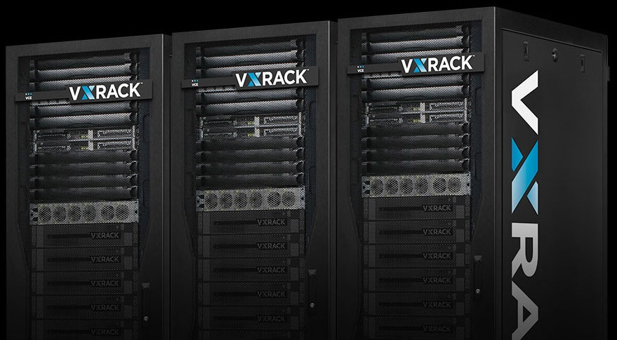 Vxrack all